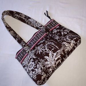 Vera Bradley Shoulder Bag - Imperial Toile